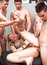 Walkiria Drumond Gangbang