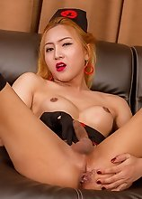 Busty Ladyboy Fay - Call a Doctor